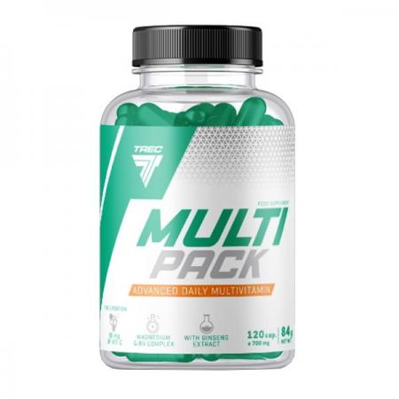 Trec Nutrition Multi Pack, 120 капсул