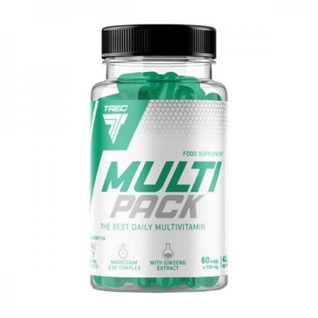 Trec Nutrition Multi Pack, 60 капсул
