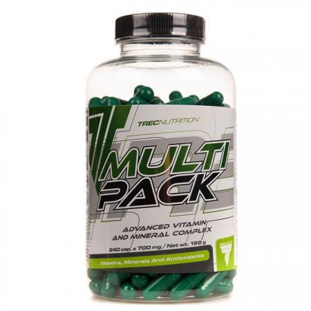Trec Nutrition Multi Pack, 240 капсул