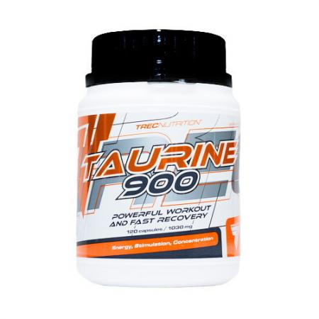 Trec Nutrition Taurine 900, 120 капсул