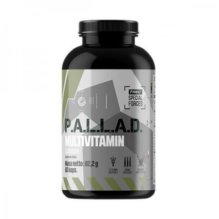 Trec Nutrition P.A.L.L.A.D. Multivitamin, 60 капсул