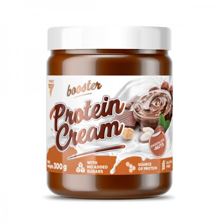 Trec Nutrition Booster Protein Cream, 300 грамм