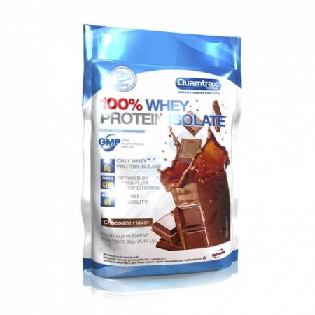 Quamtrax 100% Whey Protein Isolate, 2 кг