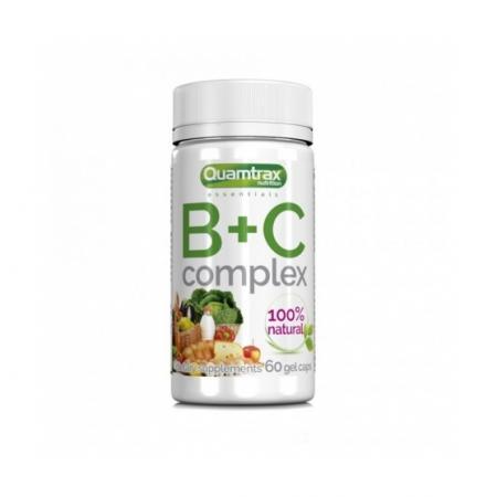 Quamtrax B+C Complex, 60 капсул
