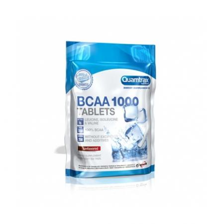 Quamtrax BCAA 1000, 500 таблеток