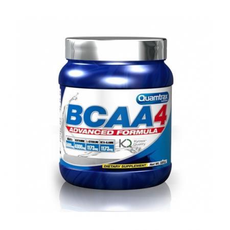 Quamtrax BCAA 4, 325 грамм