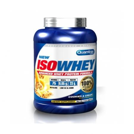 Quamtrax Iso Whey, 2.2 кг