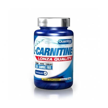 Quamtrax L-Carnitine Lonza Quality, 120 капсул