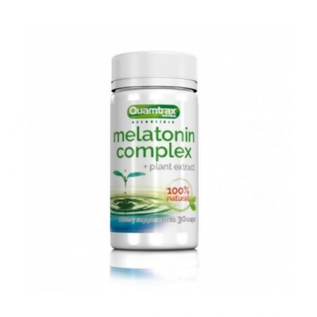 Quamtrax Melatonin Complex, 30 капсул
