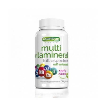 Quamtrax Multi Vitamineral, 60 капсул