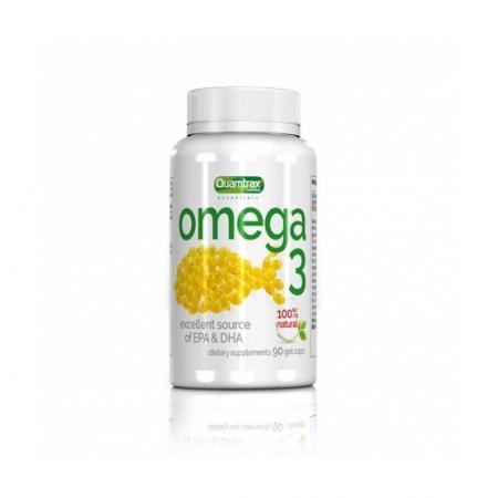 Quamtrax Omega 3, 90 капсул