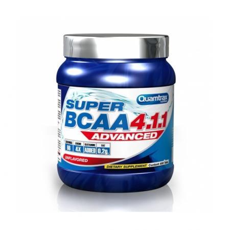 Quamtrax Super BCAA 4:1:1, 400 таблеток