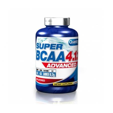 Quamtrax Super BCAA 4:1:1, 200 таблеток