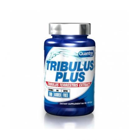 Quamtrax Tribulus Plus, 100 капсул