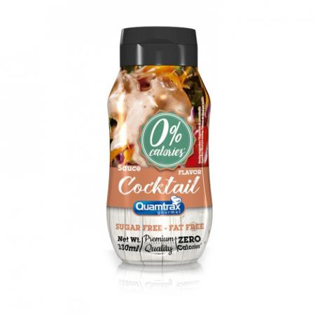 Quamtrax Sauce 330 мл, Коктейльный