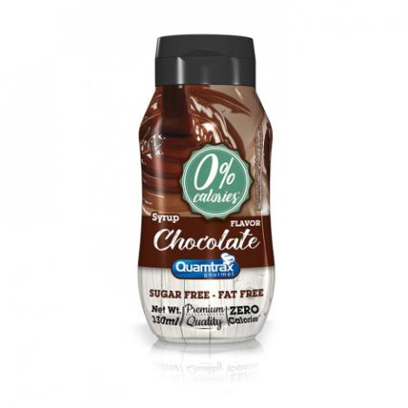 Quamtrax Syrup 330 мл, Шоколад