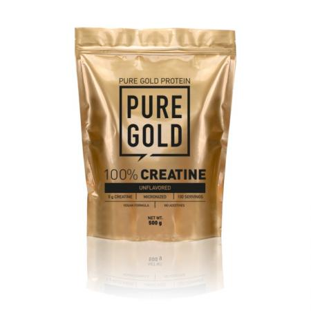Pure Gold Protein 100% Creatine, 500 грамм