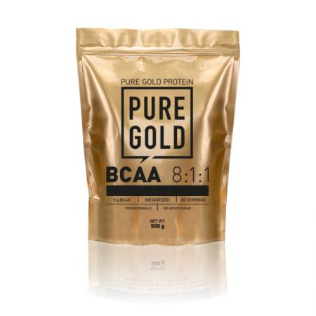 Pure Gold Protein BCAA 8:1:1 powder, 500 грамм