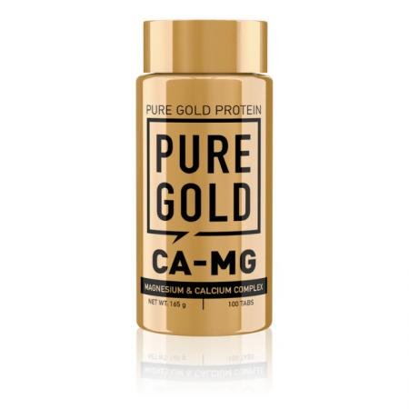 Pure Gold Protein CA-MG, 100 таблеток