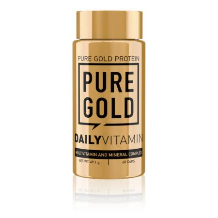 Pure Gold Protein Daily Vitamin, 60 капсул