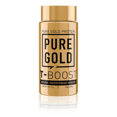 Pure Gold Protein T-Boost, 100 капсул