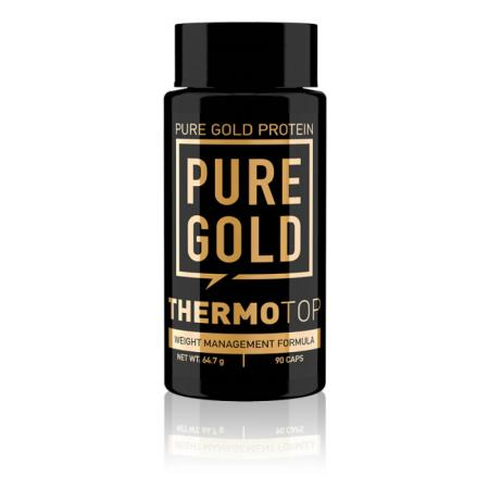 Pure Gold Protein Thermo Top, 90 капсул
