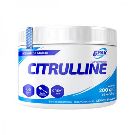 6PAK Nutrition Citrulline, 200 грамм