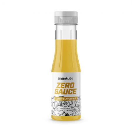 BioTech Zero Sauce 350 мл, кари