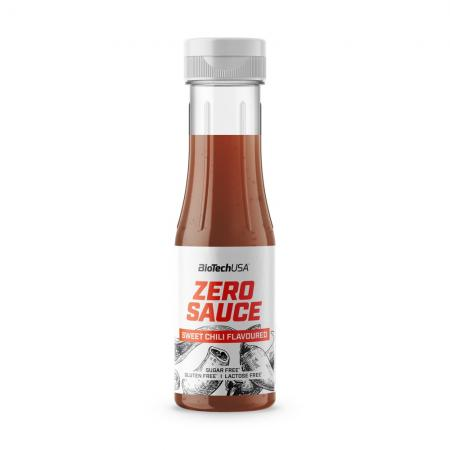 BioTech Zero Sauce 350 мл, сладкий чили