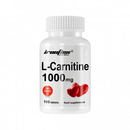 IronFlex L-Carnitine 1000, 100 таблеток