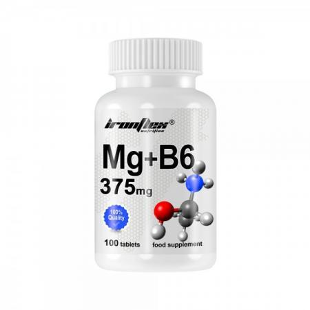 IronFlex Mg + B6, 100 таблеток