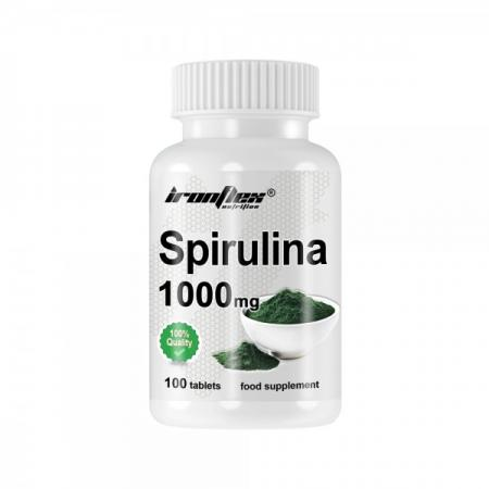 IronFlex Spirulline, 100 таблеток