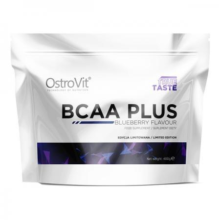 OstroVit BCAA Plus, 400 грамм
