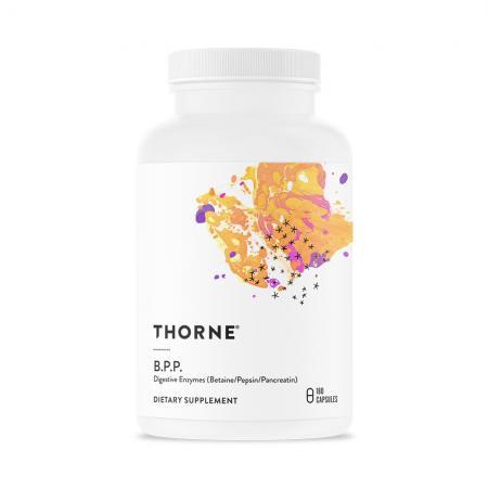 Thorne B.P.P, 180 капсул