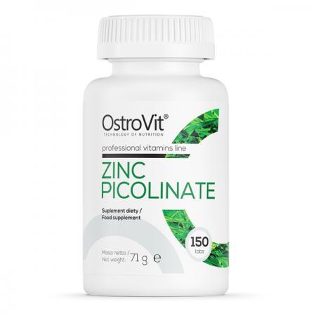 OstroVit Zinc Picolinate, 150 таблеток
