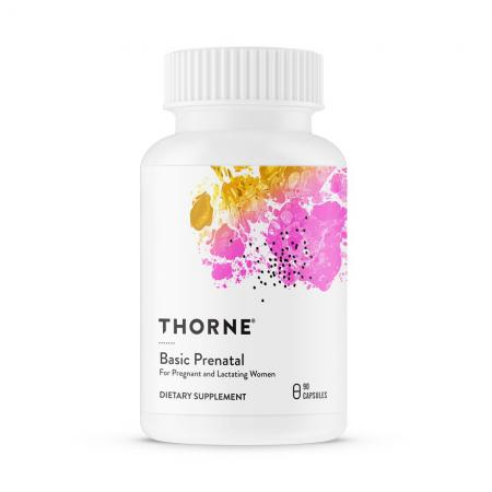 Thorne Basic Prenatal, 90 капсул