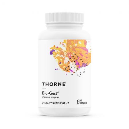 Thorne Bio-Gest, 60 капсул