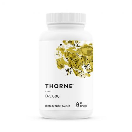 Thorne D-5000, 60 капсул