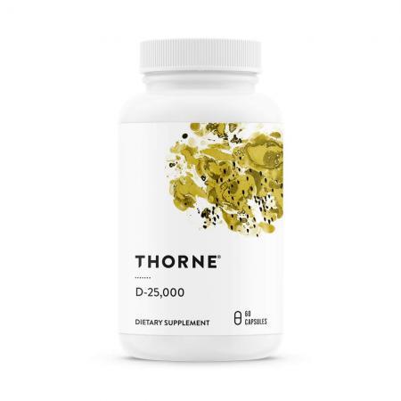 Thorne D-25000, 60 капсул