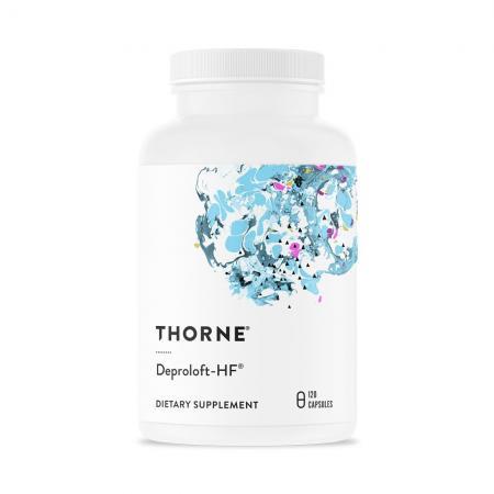 Thorne Deproloft-HF, 120 капсул