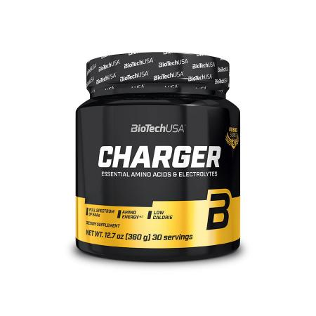 BioTech Ulisses Charger, 360 грамм