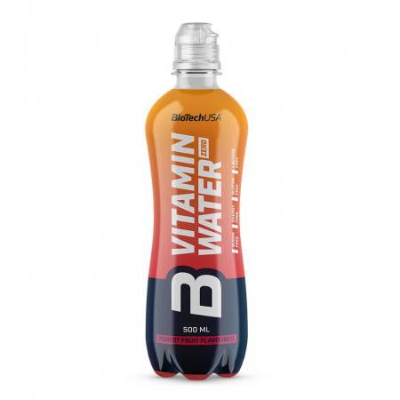 BioTech Vitamin Water Zero, 500 мл