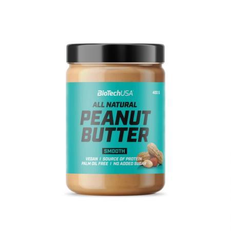 BioTech Peanut Butter, 1 кг - Smooth