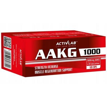 Activlab AAKG 1000, 120 капсул