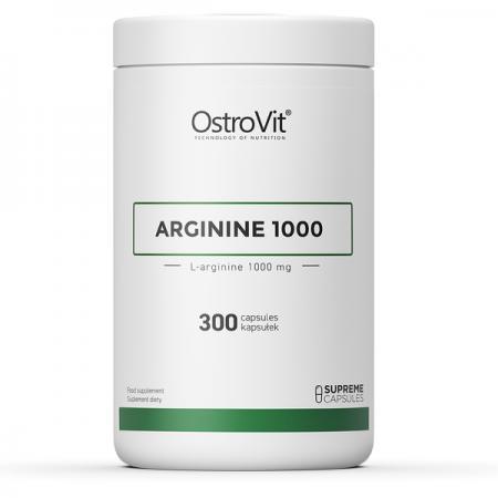 OstroVit Arginine 1000, 300 капсул