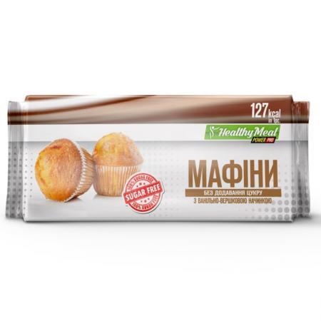 Power Pro Muffins, 70 грамм