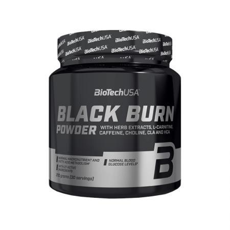 BioTech Black Burn, 210 грамм