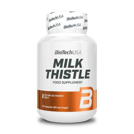 BioTech Milk Thistle, 60 капсул
