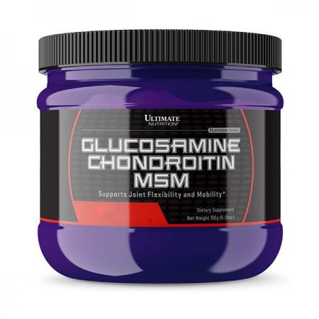 Ultimate Glucosamine Chondroitin MSM, 158 грам