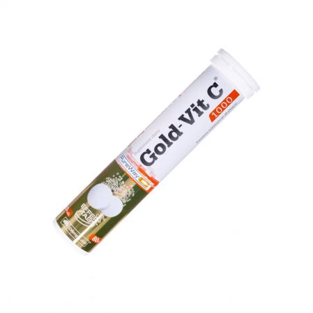 Olimp Gold-Vit C 1000, 20 шипучих таблеток
